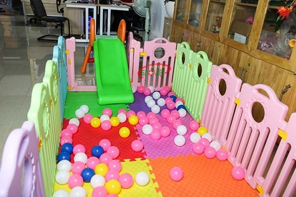 nhà bóng mini cho trẻ em s08n07 4