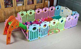 nhà bóng mini cho trẻ em s08n07 5
