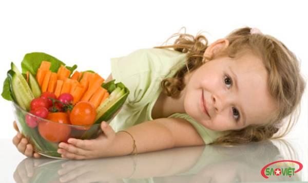 Tìm hiểu nhu cầu năng lượng của trẻ mầm non