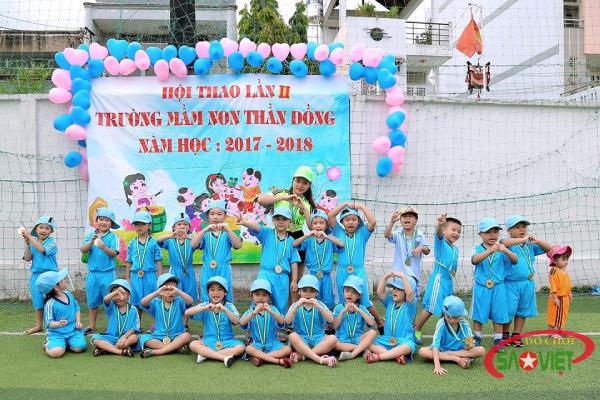 Review top 4 trường mầm non công lập tốt nhất quận Tân Phú
