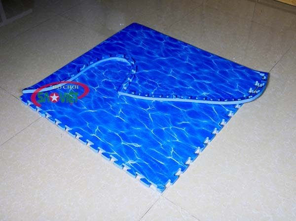 thảm xốp lót sàn 3D đại dương S015NB 2