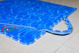 thảm xốp lót sàn 3D đại dương S015NB 3