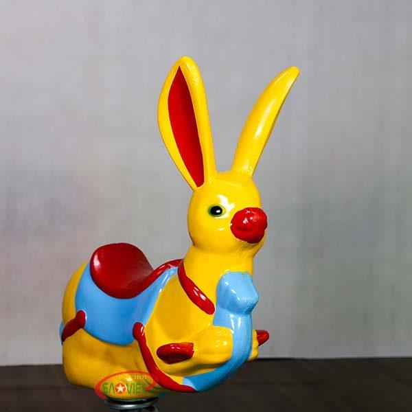 thú nhún lò xo con thỏ s12v03 2