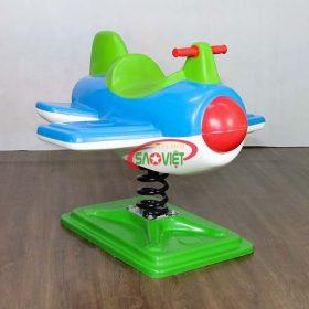 thú nhún lò xo máy bay s12v01