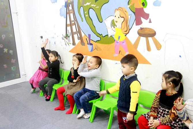 Những điều cần biết về học tiếng anh cho trẻ em mầm non