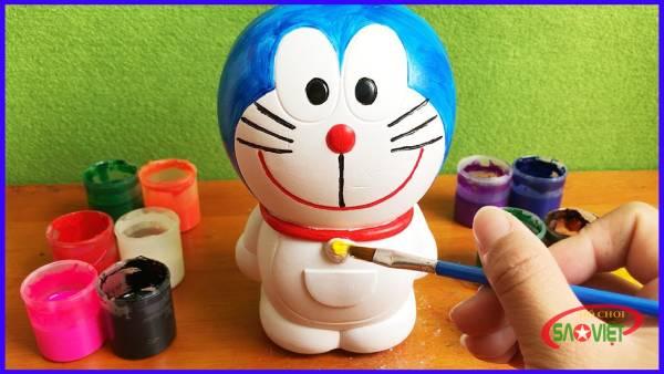 Tô tượng - trò chơi vui thu hút bé mọi lứa tuổi