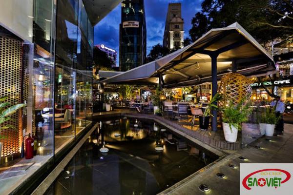 Review từ A đế Z về tòa nhà Bitexco - biểu tượng của Sài Gòn