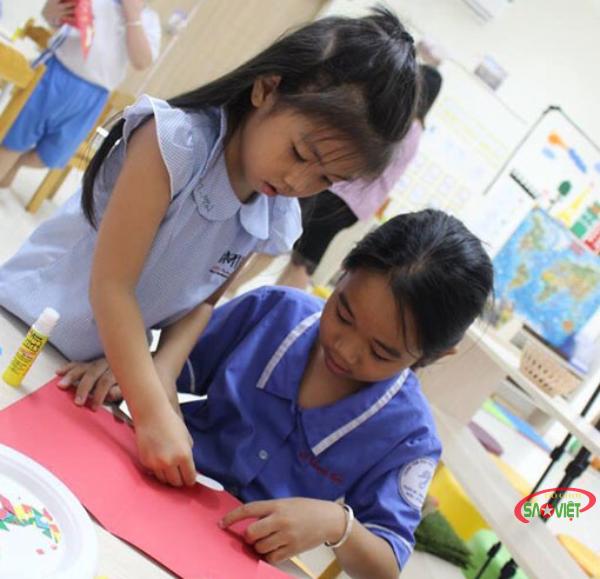 Review trường mầm non MMI Việt Nam  - ngôi trường có học phí đắt đó nhất Bình Dương