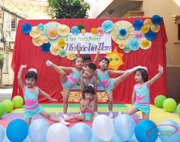 Review top 4 trường mầm non quận Tân Bình do phụ huynh bình chọn
