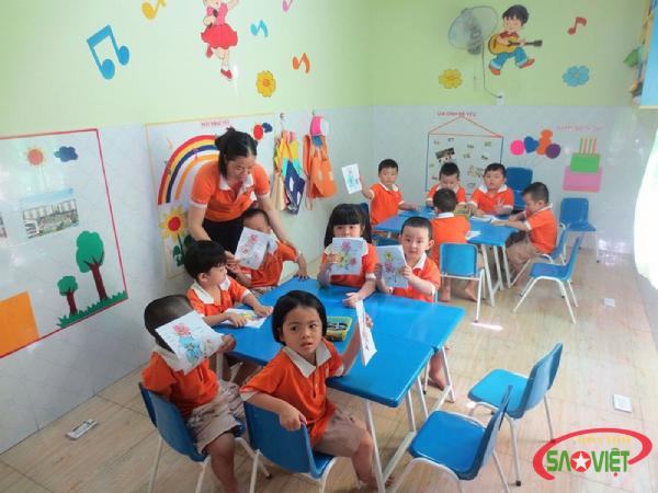 Đánh giá top 6 Trường mầm non quận Tân Phú
