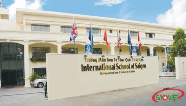 Trường Mầm Non Tư Thục Quốc Tế Sài Gòn