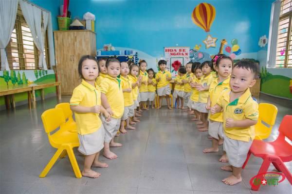 Tổng hợp 4 trường mầm non tốt nhất ở Biên Hòa năm 2019