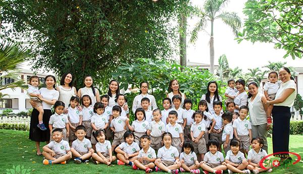 trường mầm non tốt ở Thuận An Bình Dương - Trường mầm non The Grove Bình Dương