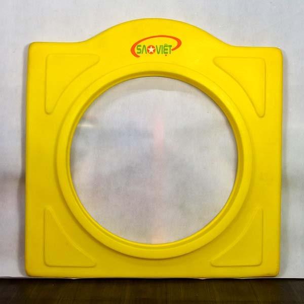 vách tròn chui nhà liên hoàn loại A NL04909A