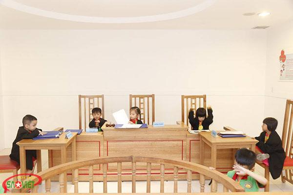 Vietopia - khu vui chơi hướng nghiệp trẻ em lớn nhất châu Á