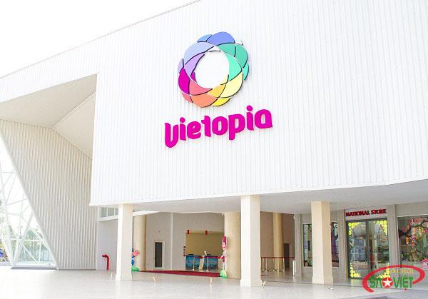 Khám phá Vietopia - khu vui chơi hướng nghiệp trẻ em lớn nhất châu Á
