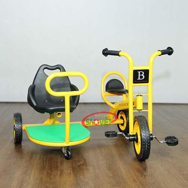 xe 3 bánh sidecar cho bé S19N52