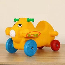 xe chòi chân cho bé con chuột S18N42