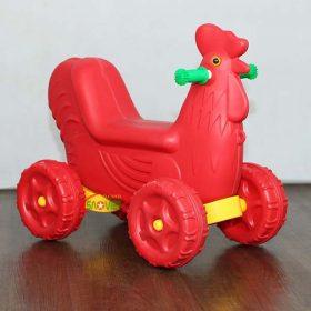 xe chòi chân con gà 4 bánh dễ thương S18N31