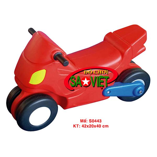 Xe Chòi Chân Mini Cho Bé TPHCM - Giá 570k - VietPlay