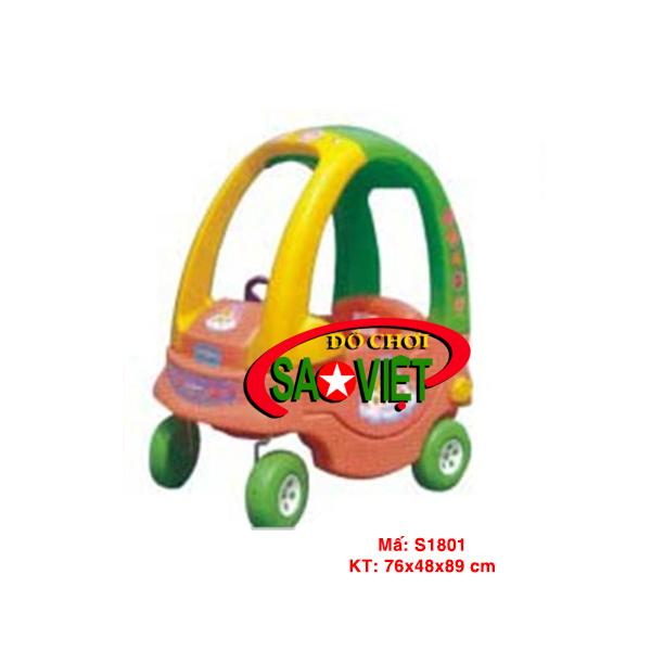 Xe Chòi Chân ÔTô 4 Bánh TPHCM - Giảm Giá 20% - Vietplay