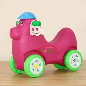 xe chòi chân trẻ em con gấu S18N41