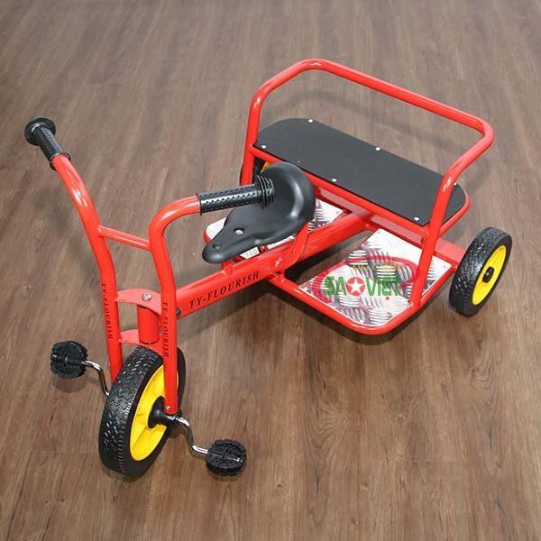 xe đạp 3 bánh cho bé mầm non S19N53