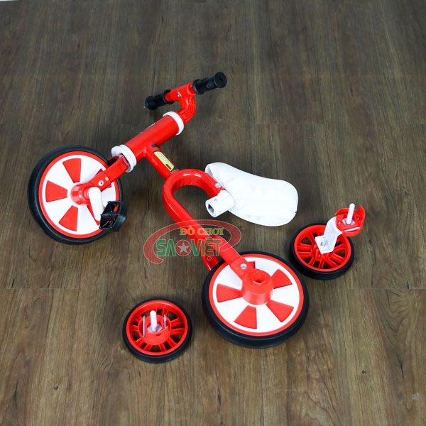 xe đạp cho bé mầm non 2 tuổi S19N58 3