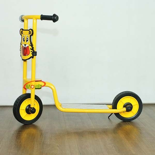 xe scooter con hổ S19N59